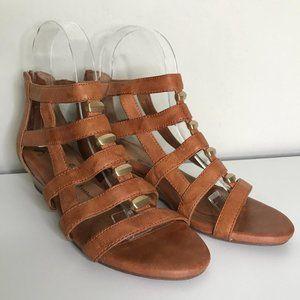 Sofft Leather Gladiator Sandals, 6M